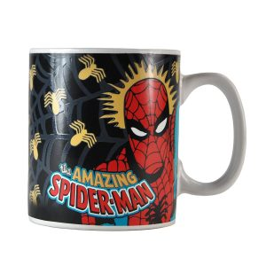 Mug - Spiderman - Heat Changing