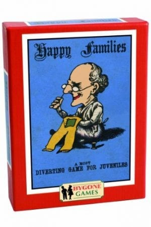 Happy Families Classic Cards