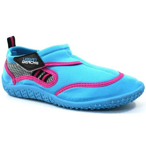 Childrens Berry Aqua Shoes