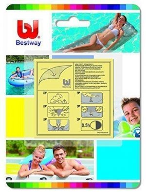 Bestway Inflatable Self Adhesive Heavy Duty Repair Patch