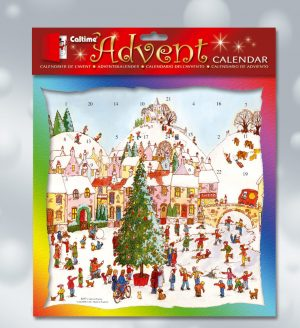 Children Playing Advent Calendar