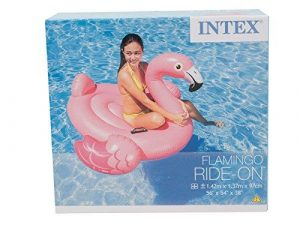 Flamingo Inflatable Ride On