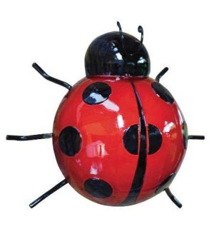 Large Ladybird Wall Art