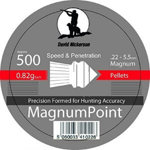 David Nickerson Magnum Point 0.22 Pellets