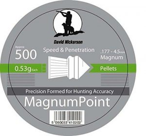 David Nickerson Magnum Point Air Pellets