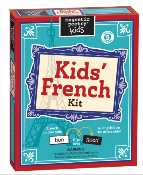 Magnetic Poetry KIDS FRENCH