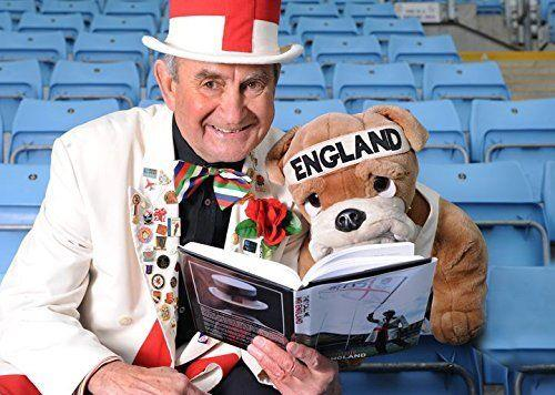 The Book They Call Me Mr England