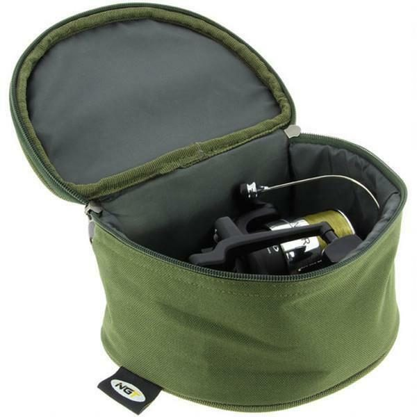 DELUXE PADDED REEL CASE WITH HANDLE 108