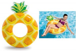 Intex Pineapple Swim Ring