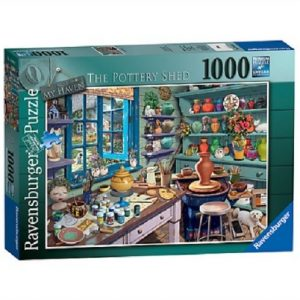 Ravensburger The Pottery Shed Puzzle