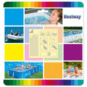 Bestway Underwater Adhesive Inflatable Repair Patch
