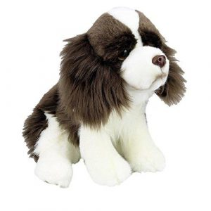 Plush Dog ENGLISH SPRINGER