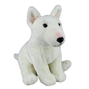 Plush Dog BULL TERRIER