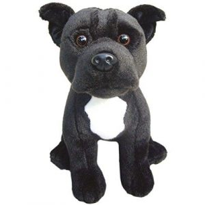 Plush Dog STAFFORDSHIRE BULL TERRIER