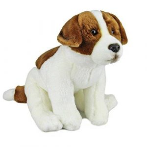 Plush Dog JACK RUSSELL TERRIER