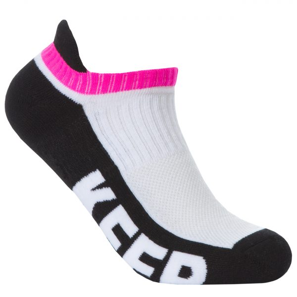 Ladies 3 pack of Low Cut Trainer Liners / Gym Socks