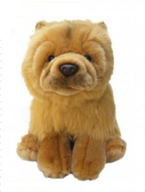 Plush Dog CHOW CHOW