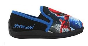 Childs Spiderman Elias Slippers