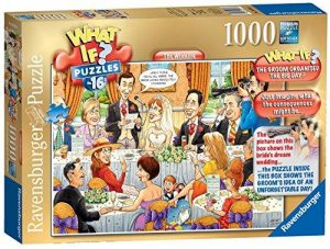 Jigsaw Puzzle What If WEDDING