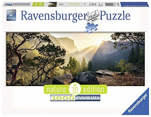 Jigsaw Puzzle YOSEMITE PARK Panoramic