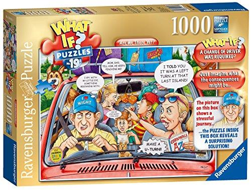 WHAT IF No19 Are We There Yet 1000pc Jigsaw Puzzle