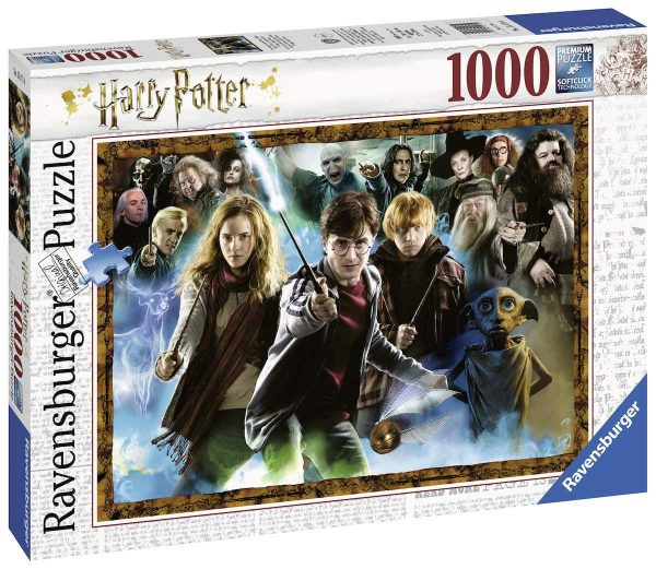 Jigsaw Puzzle HARRY POTTER
