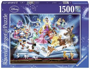 Jigsaw Puzzle Disney STORYBOOK 1500 Pieces