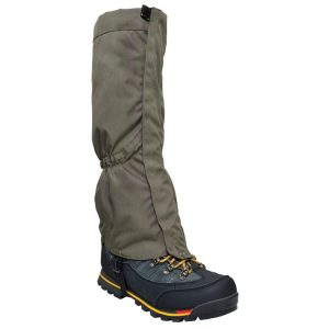EXTREMITIES UNISEX GREEN FIELD GAITERS SIZE LARGE XL