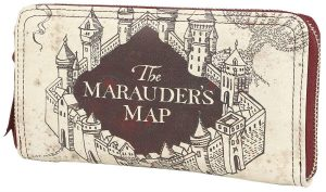 Harry Potter - Purse - Marauders Map