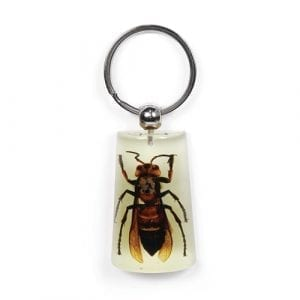Bug Keyring Giant Wasp