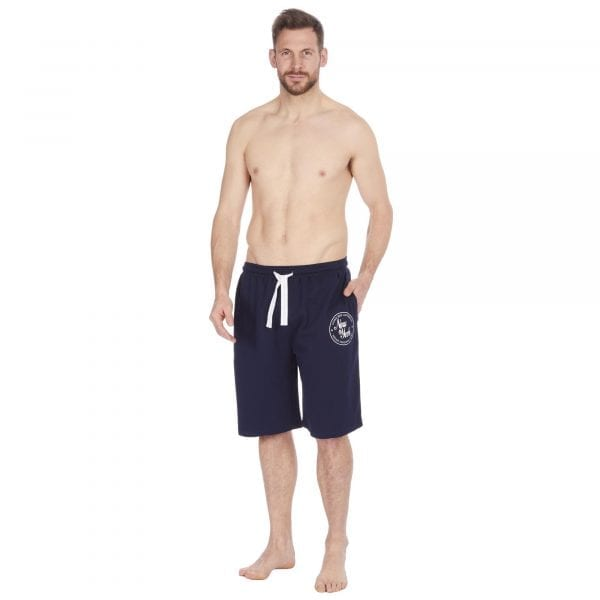 Mens French Terry Lounge Shorts