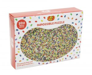 204 Piece Impossible Jigsaw Puzzle