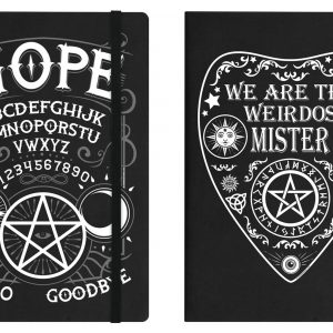 A5 Ouija Hard Cover Notebook ~ 2 Designs