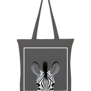 Inquisitive Creatures Cotton Tote Eco Friendly Reusable Shopping Bag
