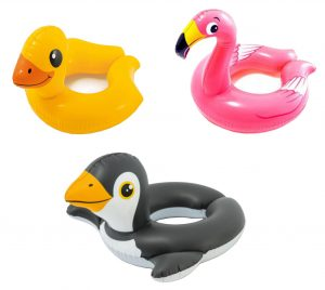 Intex Animal Split Swim Ring