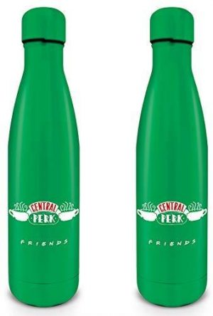 Central Perk Metal Drinks Bottle