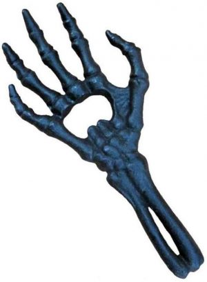 Alchemy Gothic Skeletal Hand Bottle Opener