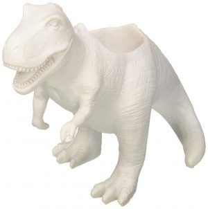 T Rex Planter White