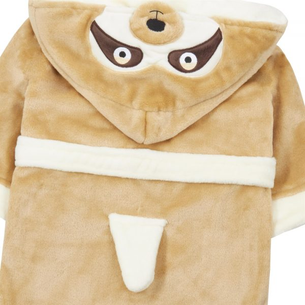 Childrens Novelty Sloth Dressing Gown