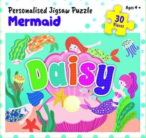 Personalised Jigsaw Puzzle Daisy