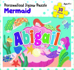 Personalised Jigsaw Puzzle Abigail