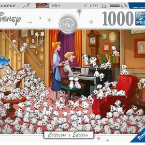 Disney Collectors Edition Jigsaw Puzzle  101 Dalmations