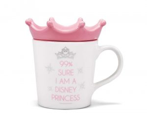 Disney Princess Crown Mug