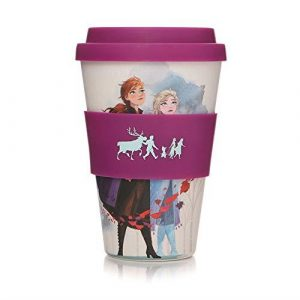 Frozen 2 Bamboo Travel Mug