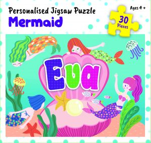 Personalised Jigsaw Puzzle Eva