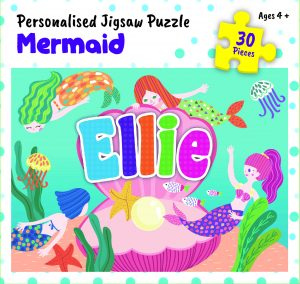 Personalised Jigsaw Puzzle Ellie