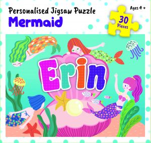 Personalised Jigsaw Puzzle Erin
