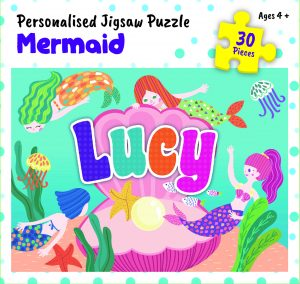 Personalised Jigsaw Puzzle Lucy