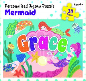Personalised Jigsaw Puzzle Grace