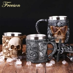 Goblets Tankards and Mugs